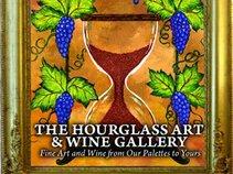 The HourGlass Art & Wine Gallery