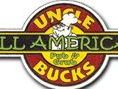 Uncle Bucks All American Pub  Grub