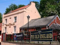 The Old England Pub