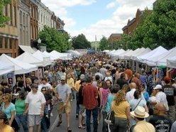 Main Street Festival - Whiskey Wagon Stage
