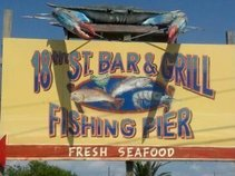 18th St Pier Bar and Grill
