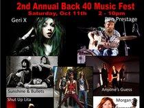 Back 40 Music Festival