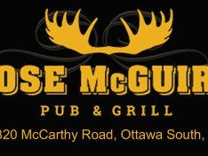 Moose McGuires