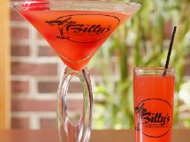 Billy's Acappelli Martini Bar