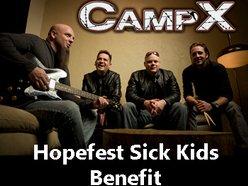 Hopefest Sick Kids Benefit