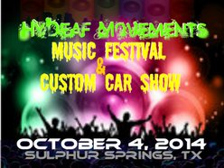 HyDeaf Movements Music Festival