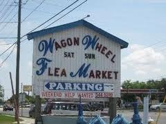 Beer Garden at Wagon Wheel Flea Market