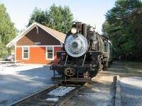 Mt. Rainier Scenic Railroad and Museum