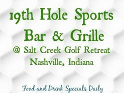 The 19th Hole Sports Bar & Grill