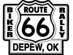 Route 66 Biker Rally