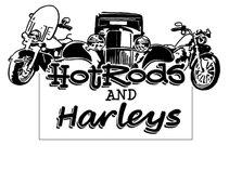 Hot Rods N Harleys