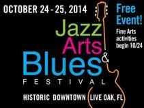 Live Oak Jazz, Arts, and Blues Fest
