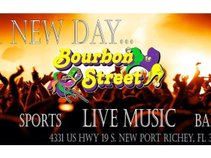 Bourbon Street of New Port Richey