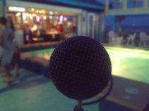Float Pool & Patio Bar