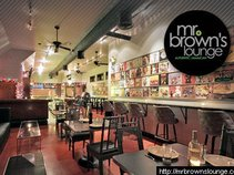 Mr. Browns Lounge