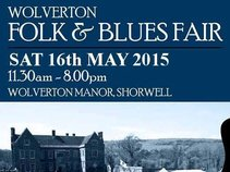 Wolverton Folk and Blues Fair