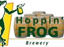 The Tasting Room at Hoppin' Frog
