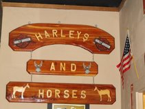 Harley's and Horse