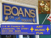 BOANS on the Square