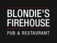 Blondies Fire House Pub