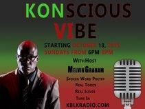 Konscious Vibe Radio Show