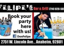 Felipe's bar & grill