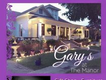Gary's At The Manor
