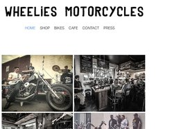Wheelies Motorcycles & Cafe