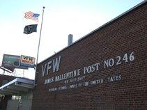 """James Ballentine """"Uptown"""" VFW - Post 246"""