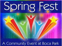 Spring Fest at Boca Park