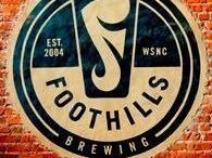 Foothills Brewing Tasting Room
