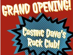 Cosmic Dave's Rock Club