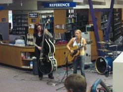 Parker Library Live Local Music Series