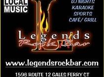 Legends Rock Bar