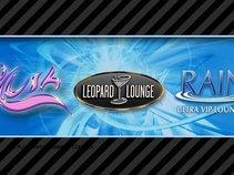Plush, Rain, Leopard Lounge,