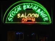 Stock Exchange Saloon