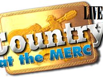 """Country, Live! at the MERC"""