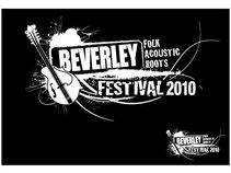 Beverley Folk Acoustic Roots Festival