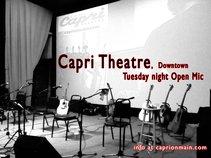 Capri Theatre on Main