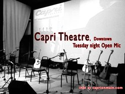 Capri Theatre on Main