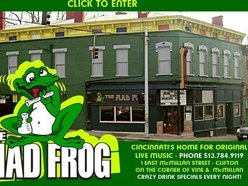 The Mad Frog