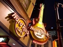 Velvet Underground at Hard Rock Cafe Atlanta