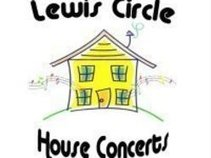 LEWIS CIRCLE HOUSE CONCERTS
