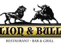 Lion & Bull