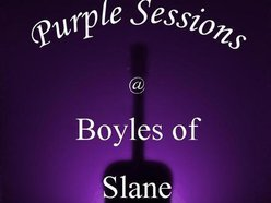 The Purple Sessions
