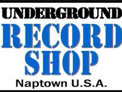Underground Record Shop