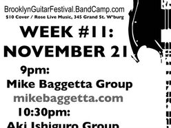Brooklyn Guitar Festival