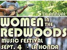 Women In The Redwoods