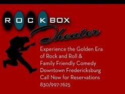Rockbox Theater in Fredericksburg, TX