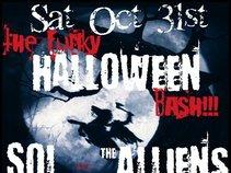 Funky Halloween Bash!! Martins Downtown